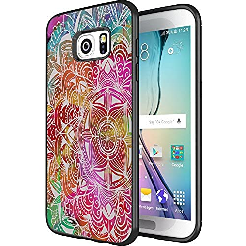 DOO UC(TM) Galaxy S7 Edge Case, Laser Technology for Protective Case for Samsung Galaxy S7 Edge Black Rainbow-colored Sales