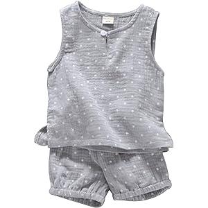 29811ec5cb Baby Boys Summer Star Tree Print Casual Sport Suit 2Pcs Sets T Shirt +  Short Set