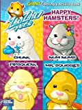 Zhu Zhu Pets Giant Coloring and Activity Book ~ Happy Hamsters (96 Pages)