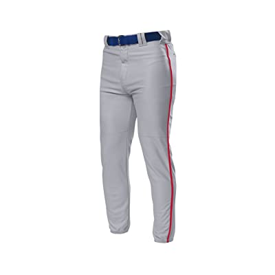 A4 Drop Ship Youth Pro Style Elastic Bottom Baseball Pant