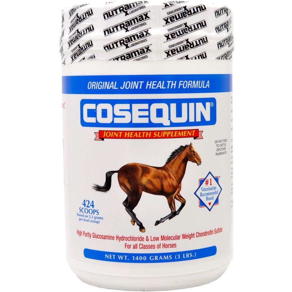 Cosequin Equine Powder Concentrate, 1,400 Gm, 3 Pack