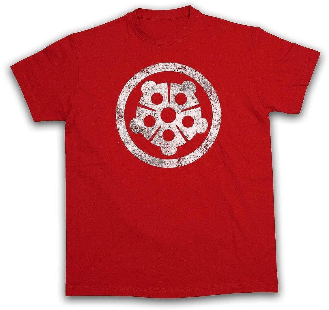 FaitH Hamato Clan Logo T-Shirt - Teenage Splinter Mutant ...