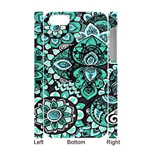 O-K-O-U7068345 3D Art Print Design Phone Back Case Customized Hard Shell Protection Iphone 4,4S