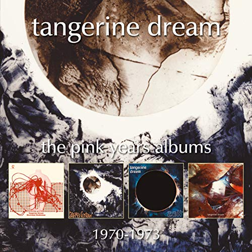 Which are the best cds music tangerine dream available in 2020?