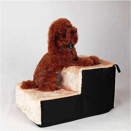 Pet-Dog Escaleras festoneadas del Perro de la rampa del Animal doméstico para el Paso de la Escalera 2 de la Mascota del sofá para el Gato/el Perro: Amazon.es: Hogar