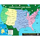 CARSON DELLOSA US & WORLD MAPS LEARNING CARD (Set of 50)