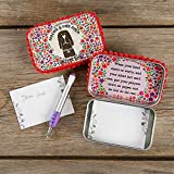 Natural Life Forever and Ever Amen Dog Prayer Box with Pencil and Notecards