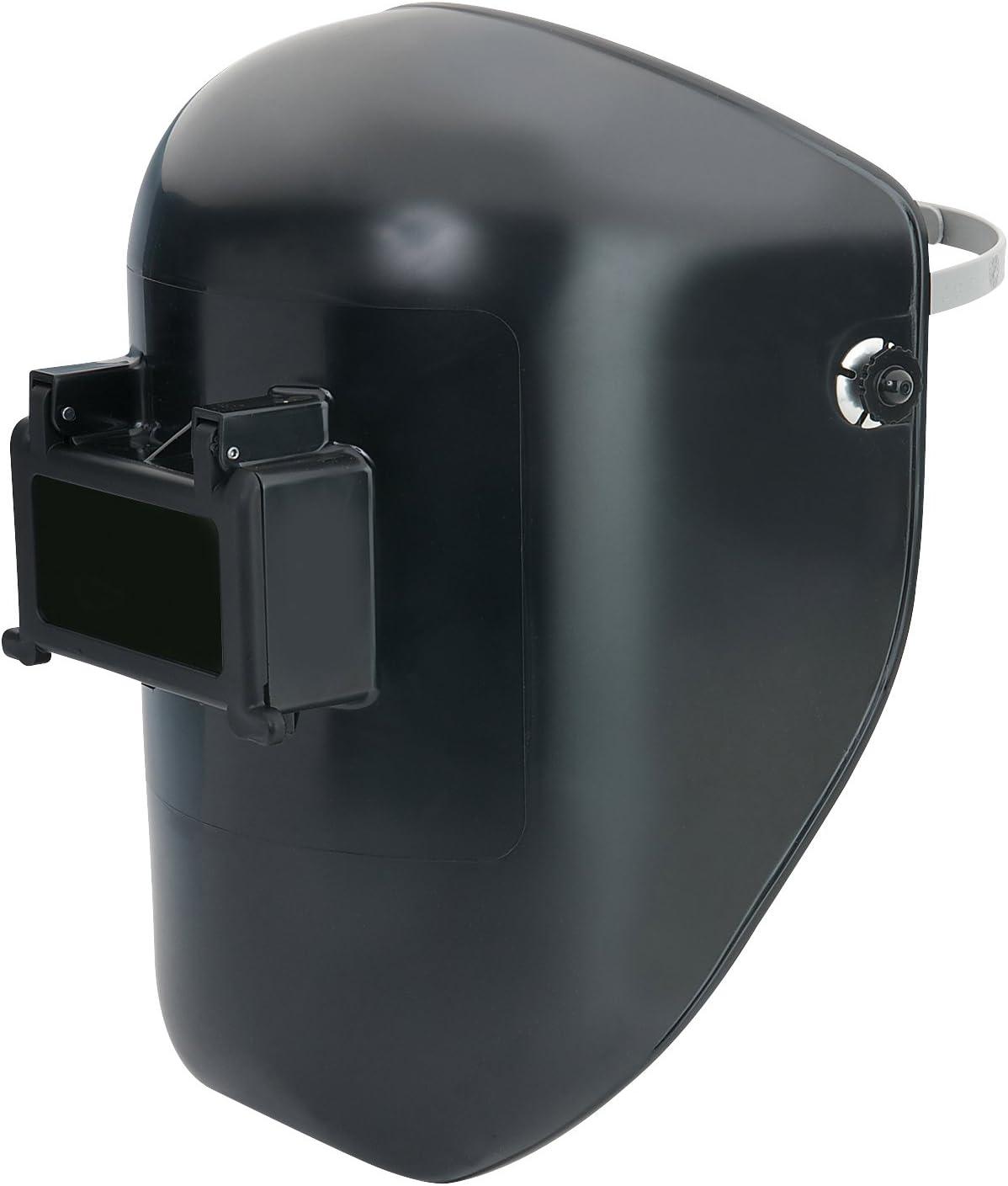 Fibre-Metal by Honeywell 5906BK 10 Piece Helmet, Black