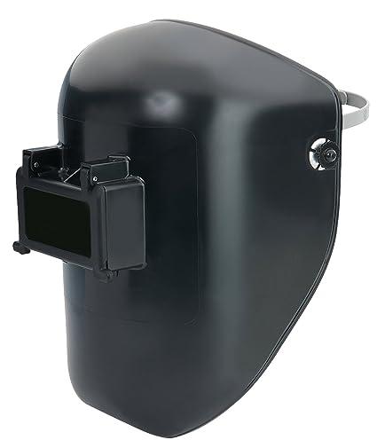fibre-metal por Honeywell 5906bk 10 piezas casco, negro por ...