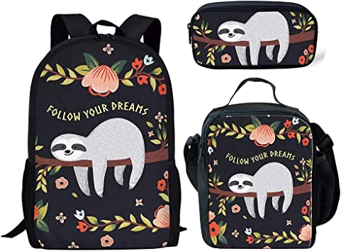 Storage Bag For Men Women Girls Boys Personalized Pattern Robin Travel Bag School Bag Backpack Shopping Bag