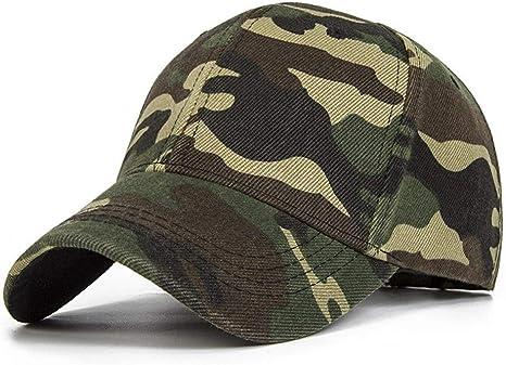 Sombrero Gorra de béisbol Gorras de Camuflaje for Hombres Sombrero ...