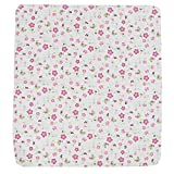 Dovewill Cotton Baby Foldable Waterproof Reusable Urine Pad Cover Diaper Changing Mat for Home Travel - 5x Different Mat, as described