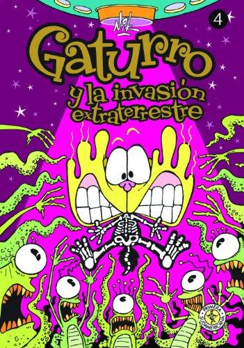 Amazon.com: Gaturro 4. Gaturro y la invasión extraterrestre ...