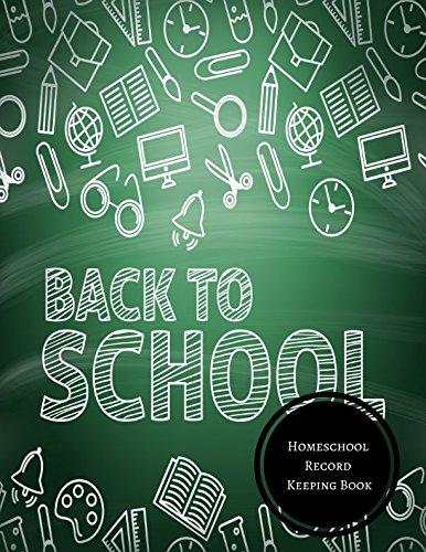 Homeschool Record Keeping Book: ...