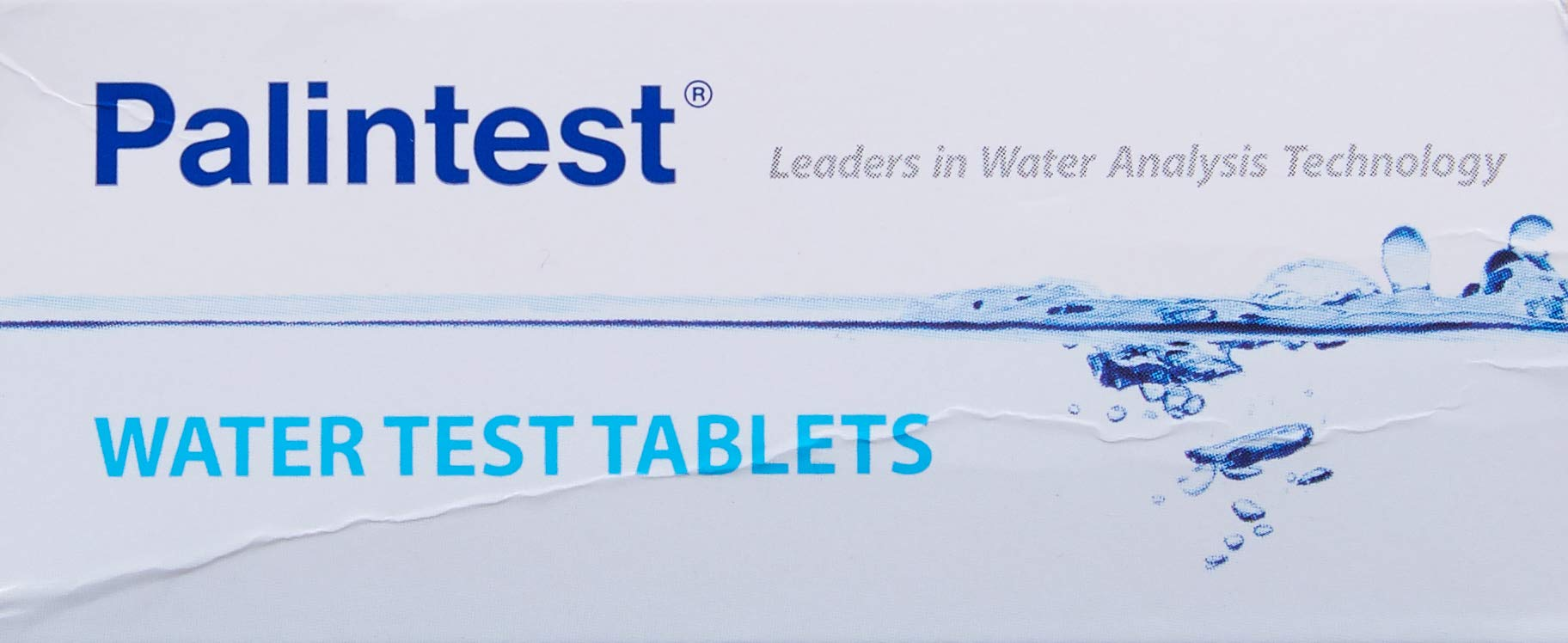 Palintest Hardness Yes/No Tablets