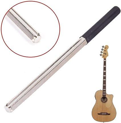 Herramienta profesional para reparación de trastes de guitarra, 3 ...