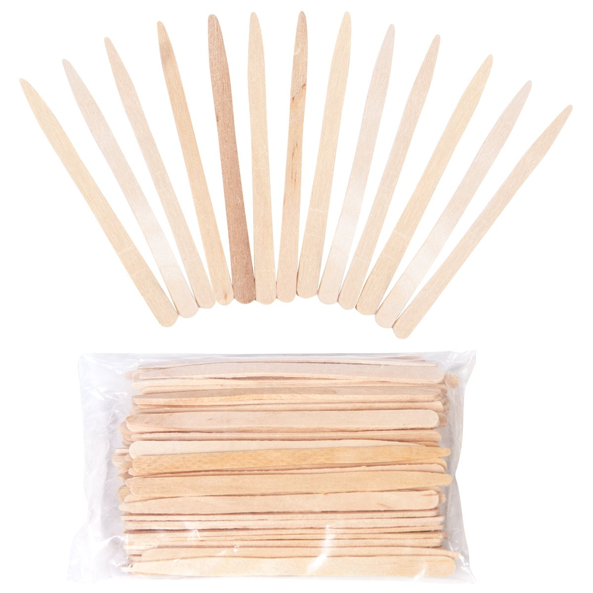 JMT Beauty Wax Applicators Sticks Extra Small - 1000 count