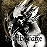 Nightrage - Insidious +Bouns [Japan CD] KICP-1592
