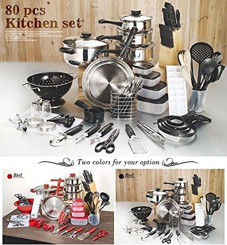 pots and pans starter set - 8