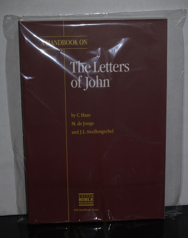 A Handbook on the Letters of John (UBS Handbooks Helps for Translators)