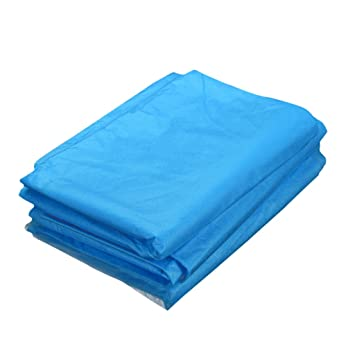 MagiDeal Pack 30pcs Disposable Bed Sheets Non Woven Waterproof Bed Cover  Protector For Beauty Salon