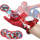 BonZeaL Spiderman Disc Launcher Single Hand Glove for Boys