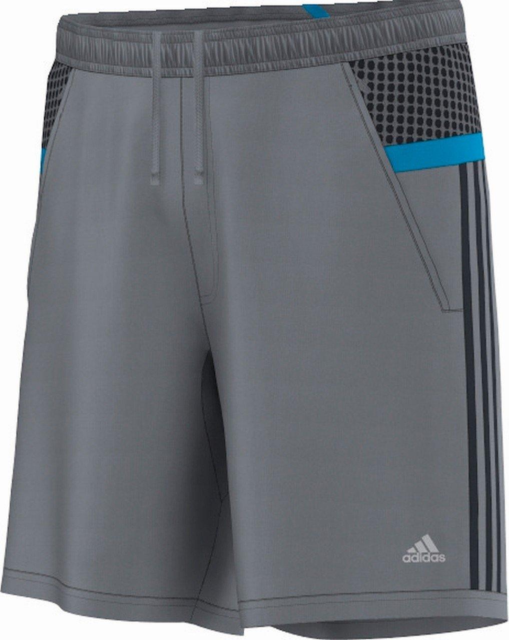 adidas Beinkleid Clima 365 Woven Shorts Men grau F49071