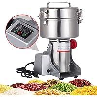 Marada 350g Pulverizer Grinding Machine Stainless Steel 25000 r/min Pulverizer Machine for Kitchen Herb Spice Pepper Coffee Powder Grinder