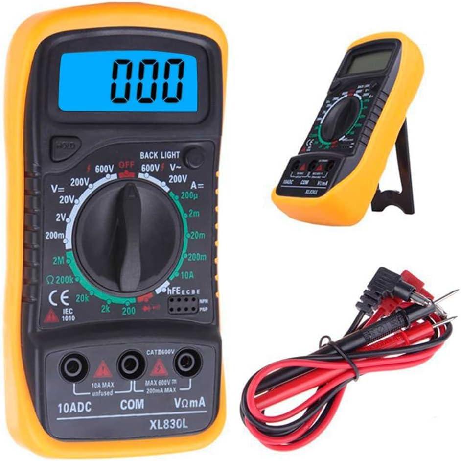 Ociodual Lcd Digital Multimeter Stromprüfer Voltmeter Elektronik