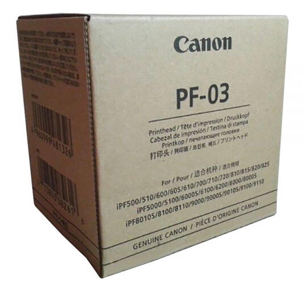 Cabezal De Impresion Canon Pf-03 IPF510 IPF500 IPF5000