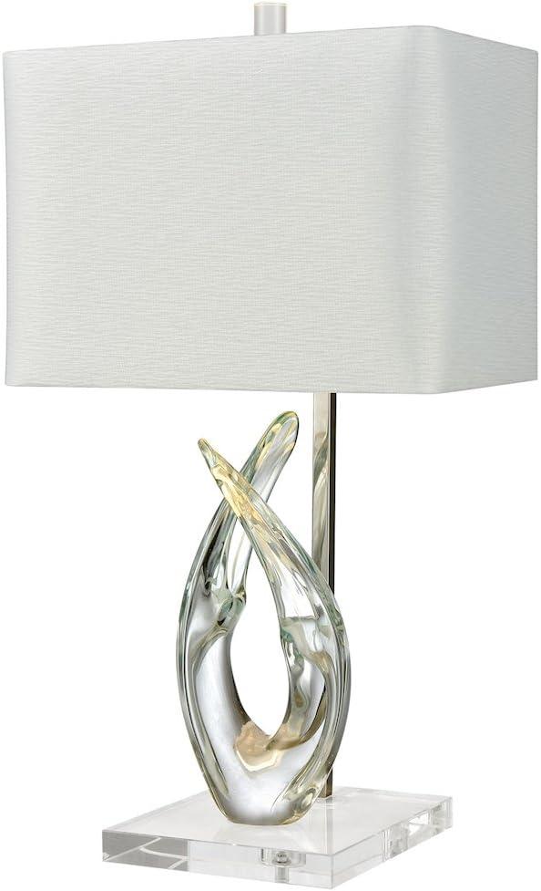 Elk Lighting D3358 Savoie Table Lamp, Sky
