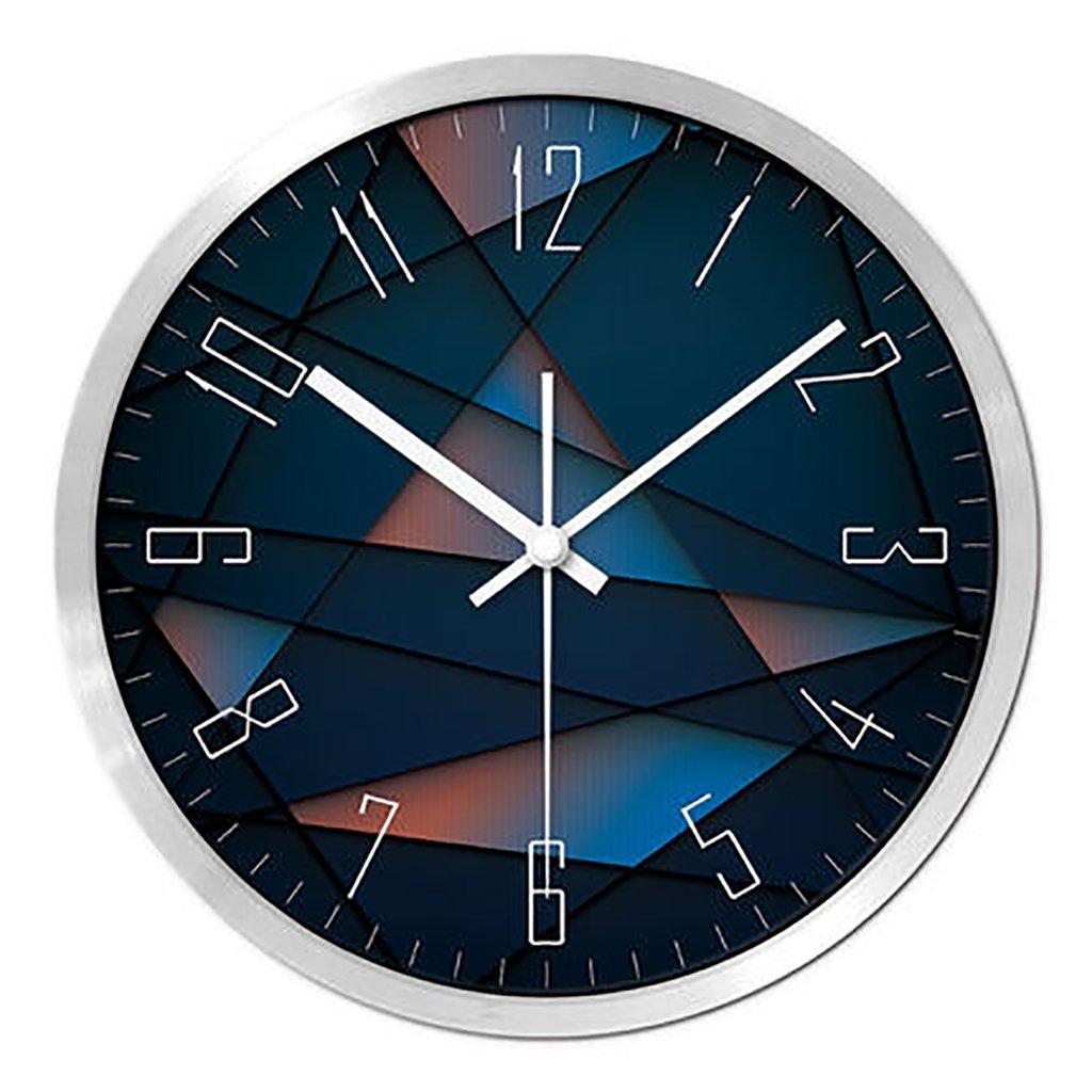 リビングルームクリエイティブ現代のクォーツ時計のベッドルーム静かなパーソナライズされたシンプルなファッションウォールクロック (色 : 1, サイズ さいず : L l) B07FPWGPXG L l 1 1 L l