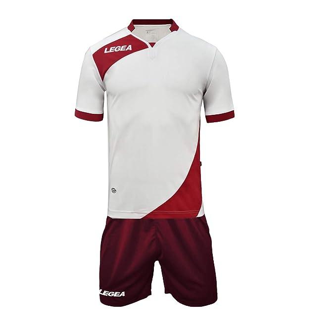 LEGEA Kit Barcelona - Conjunto de Camiseta y pantalón Corto de ...