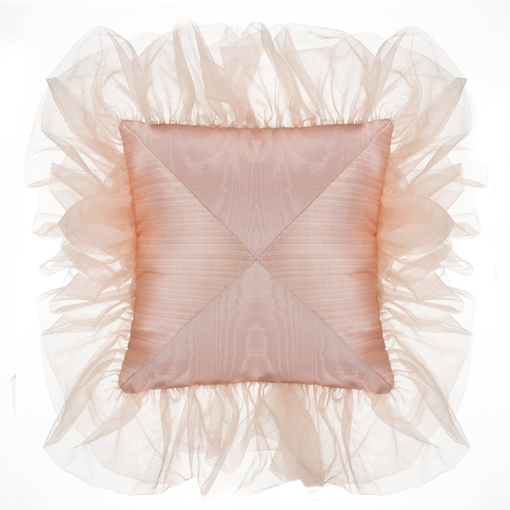 Glenna Jean Remember My Love Pillow, Moire