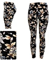 Women's Winter Legging Warm and Comfortable One Size Polyester 827PT622