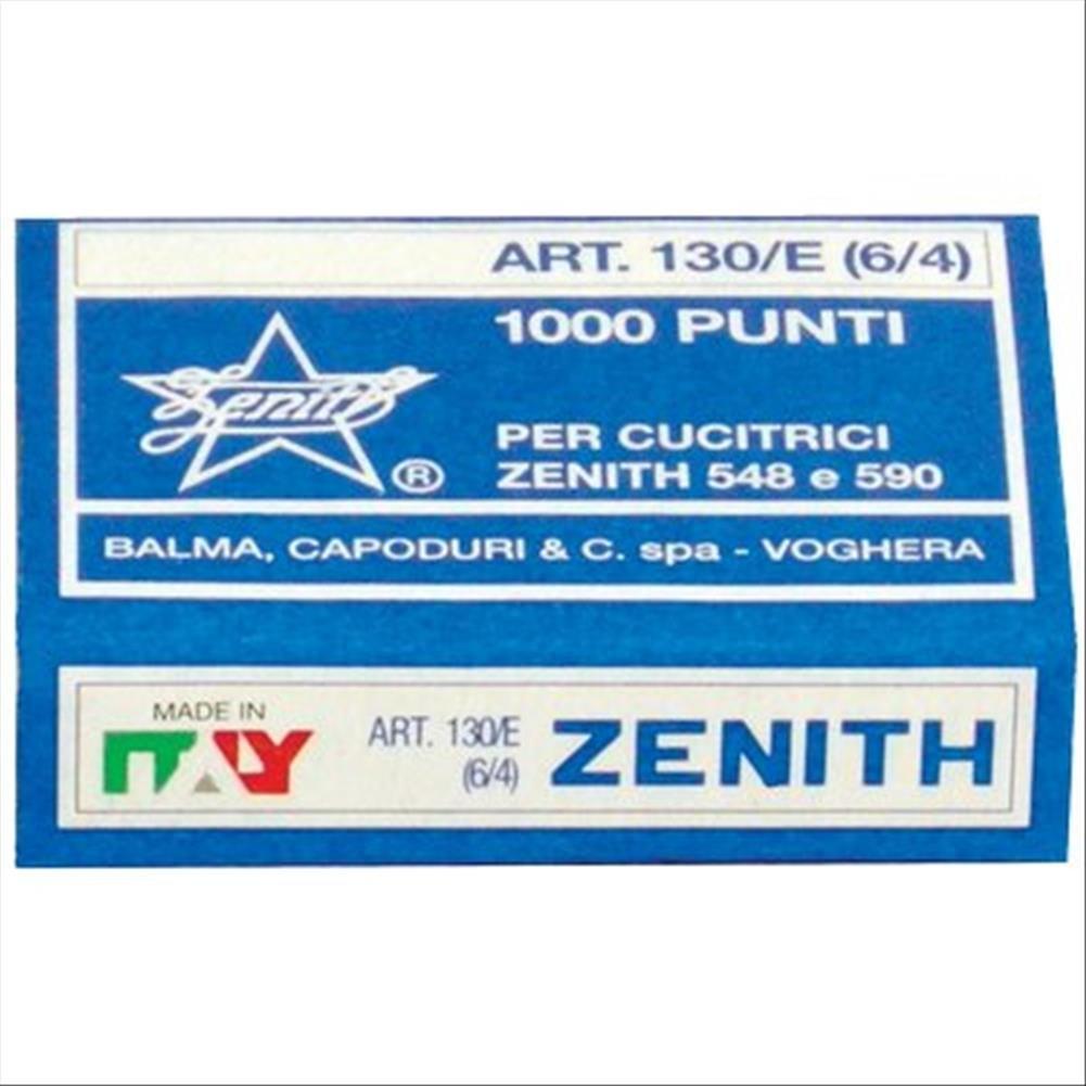 Zenith 788297 - Lot de 100 Agrafes métalliques universelles