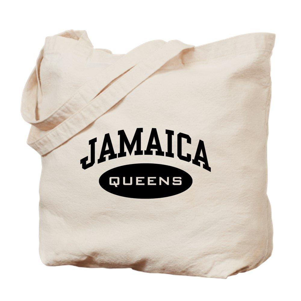 CafePress – ジャマイカ – ナチュラルキャンバストートバッグ、布ショッピングバッグ B00WJEDUDE
