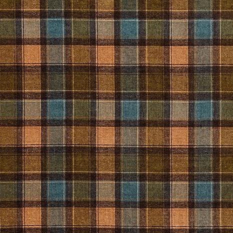 Glencoe Cuadros Escoceses Cortina & Tela Para Tapizar ...