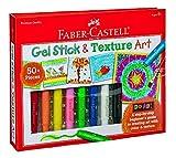 Creativity for Kids Faber-Castell Do Art Gel Stick and Texture Art Kit