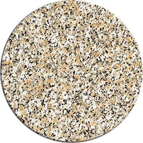 Amazon De Werzalit Tischplatte Granit Rund 80 Cm