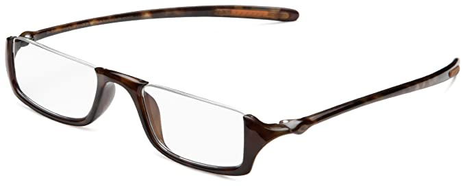 7b9c9634e30b Amazon.com  Optx 20 20 Ecoclear Flora Bio Based Reading Glasses ...