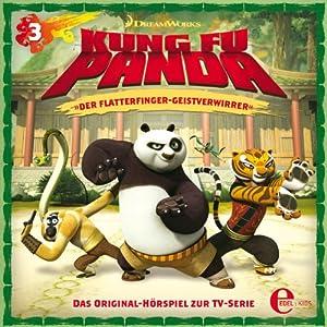 Der Flatterfinger-Geistverwirrer (Kung Fu Panda 3) Hörspiel