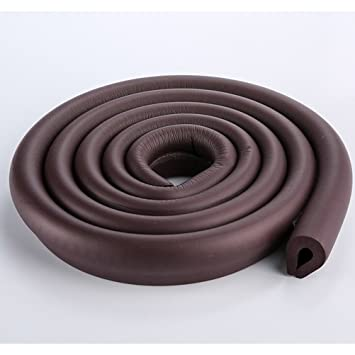 2M Baby Table Edge Corner Guard Protection Foam Bumper Collision Cushion Strip