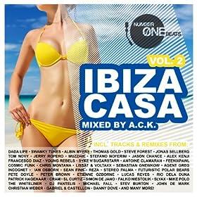 Amazon.com: Ibiza Casa, Vol. 2 - mixed by A.C.K. (incl. 32