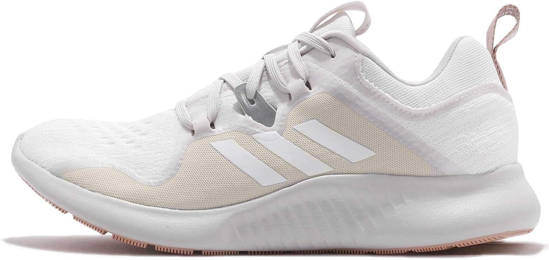 Adidas Edgebounce Hardloopschoenen voor dames wit, wit, beige, wit, beige.