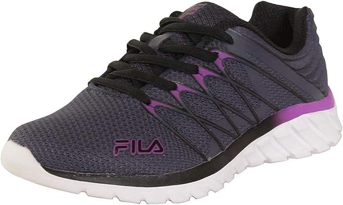 Fila Memory Shadow Sprinter 4 Running Sneakers for Women: Amazon ...