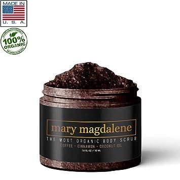 Amazon.com: COFFEE, CINNAMON, aceite de coco para el cuerpo ...
