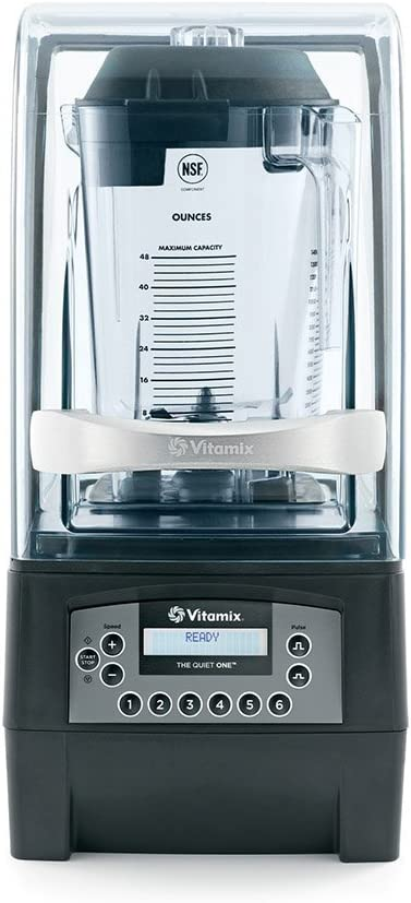 Vitamix 36019 The Quiet One On-Counter Bar Type 48 Oz Blender by Vitamix: Amazon.es: Hogar