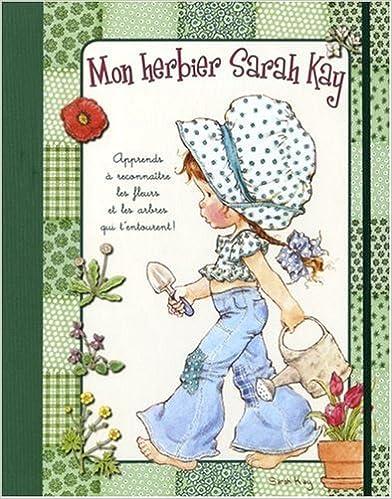 Livre gratuits en ligne Mon herbier Sarah Kay pdf epub