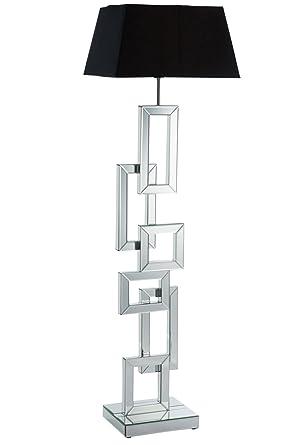 Jolipa 62365-Lámpara de pie con pantalla espejo, color ...